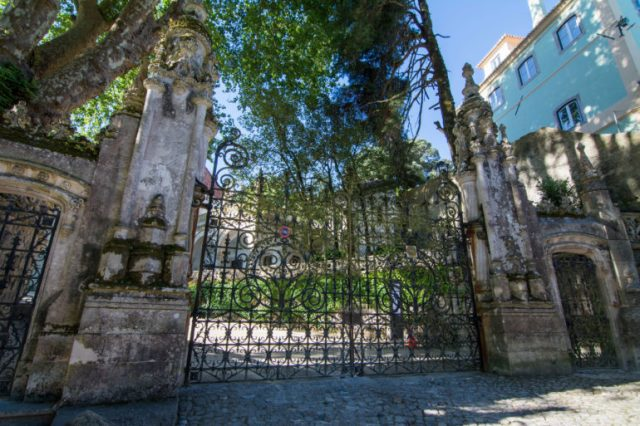 Entrada Quinta da Regaleira