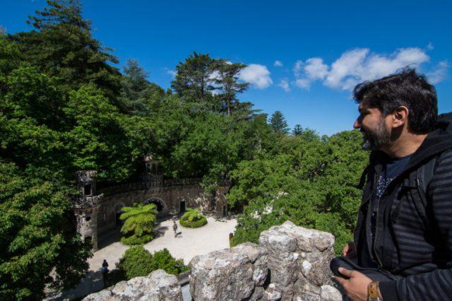 Portal de los guardianes Quinta da Regaleira