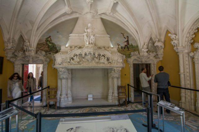 Sala de Caza Palacio