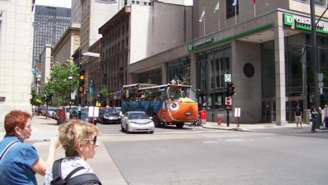 Transporte en Canadá