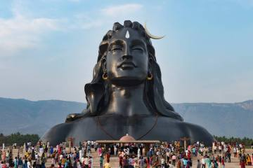 Adiyogi Shiva Statue , World Yoga Day , What is Yoga, Benefits of Yoga - Why one should do yoga?