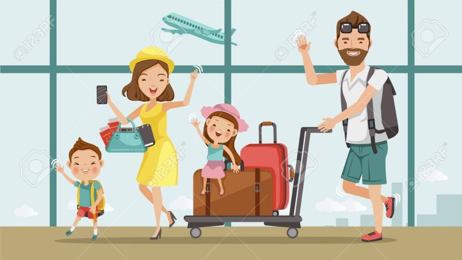 Trip in nuggets top ten tips for travelling long haul with the family.
