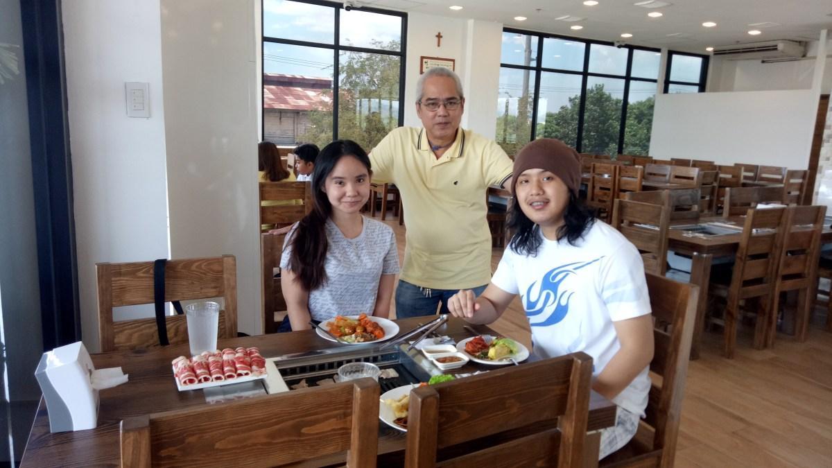 Korean Buffet in Cainta: Day Don Don Don