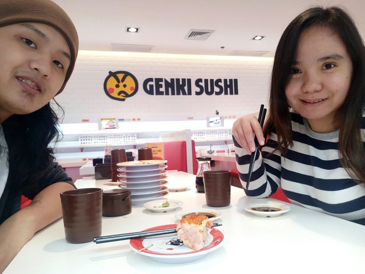 Genki Sushi finally opens in SM Megamall