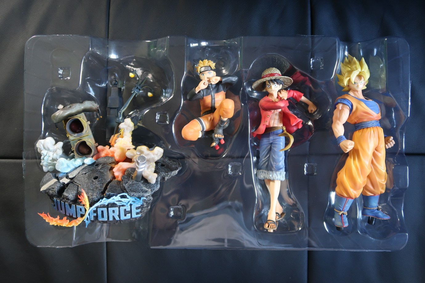 jump force collectors edition items