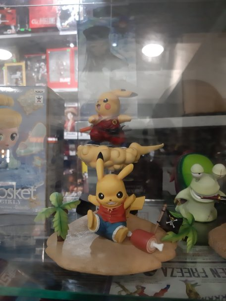 Game and Toy Figure Shopping at Greenhills– March 2019 Edition
