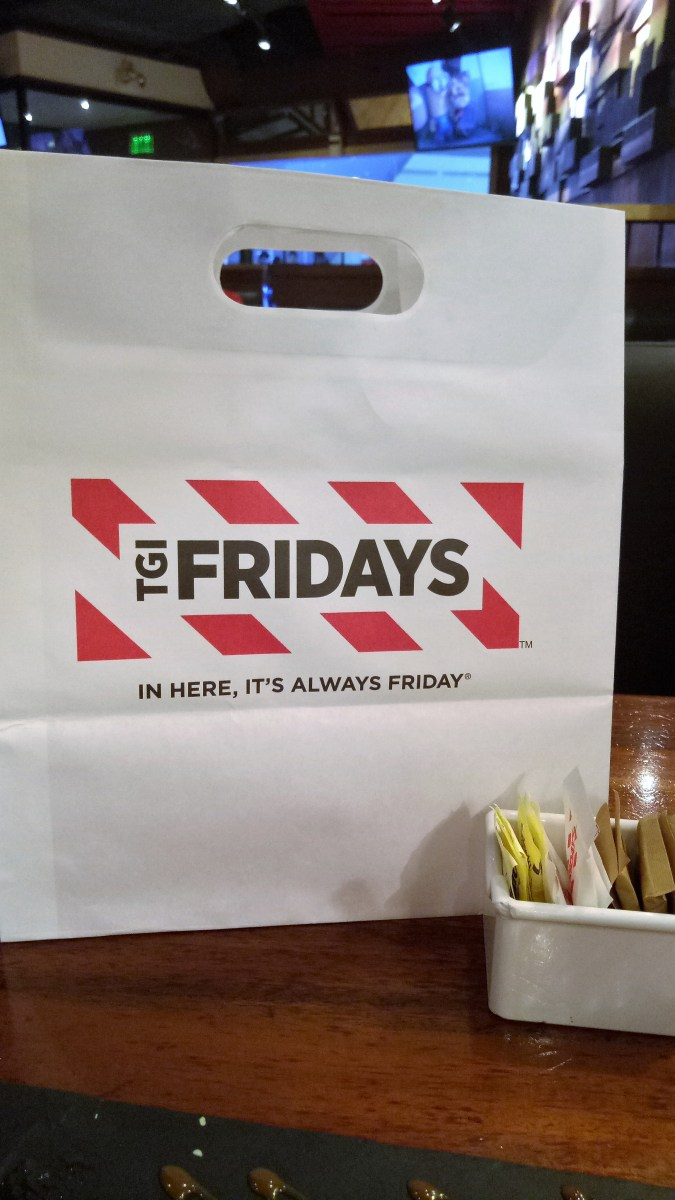 TGI Friday's & The Bistro Group Card