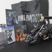 UNBOXING: Final Fantasy VII Remake 1st Class Edition