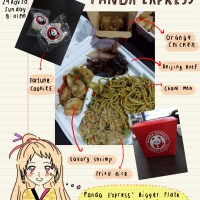 Trip Jem Food Review : Panda Express