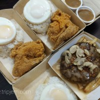 Jollibee's Ultimate Burger Steak