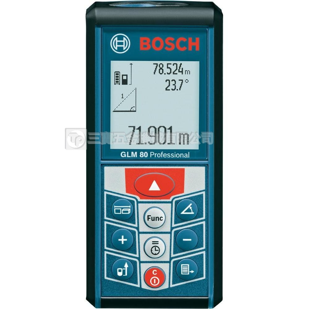 Bosch GLM 80 鐳射測距儀 - 三寶五金機械有限公司