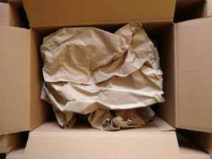 Packing materials - packing paper