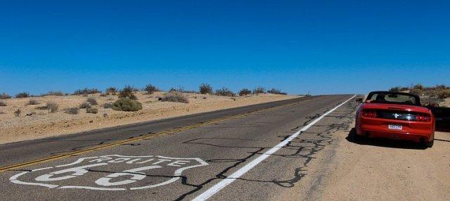 Road in Las Vegas