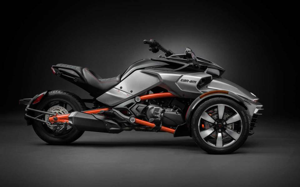 2016 Can-Am Spyder Model Lineup