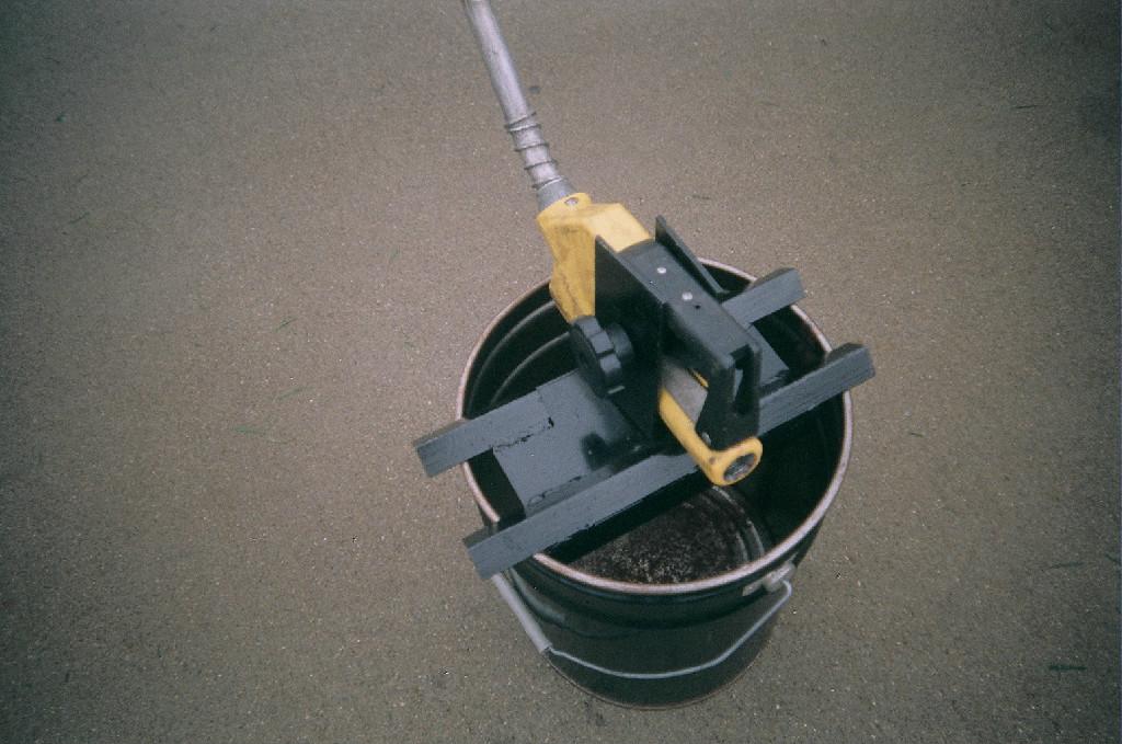 Replacing a Gasoline Nozzle