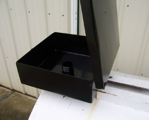 Spill Containment Box