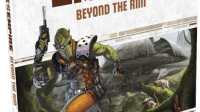 Beyond the Rim Nominated for a 2013 Golden Geek Award