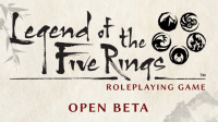 Return to Rokugan in the L5R RPG Beta