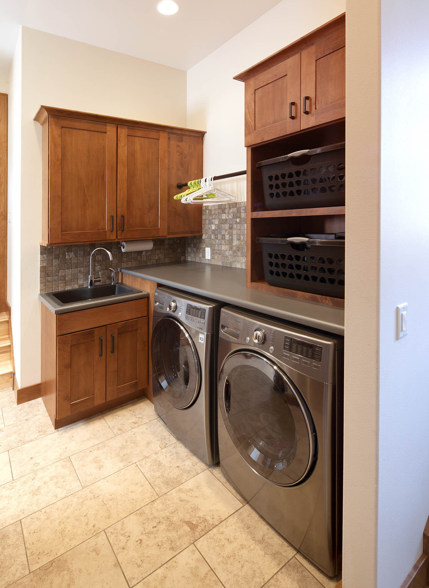 Laundry | Triple Crown Cabinetry & Millwork on Laundry Cabinets  id=77701