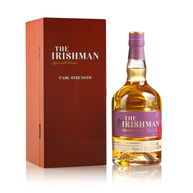 irishman-cask-strength