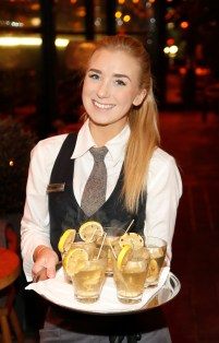 no fee if The River Lee mentioned in caption The River Lee Unveils their Local Taste Toddies on the Terrace Menu Sara Daly at The River Lee's Local Taste Toddies on the Terrace event -photo Kieran Harnett The River Lee Hotel showcase their special Local Taste Toddies on the Terrace menu to be enjoyed during the Christmas and Winter season, which brings together the best local artisan product offerings across food and drink. Visit The River Lee to enjoy Toddies on the Terrace this winter season. For further information, please contact Donna Parsons, Edelman: Email: Donna.Parsons@edelman.com Phone: 01 678 9333| 087 650 1468