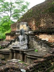 Polonnaruva Stupa