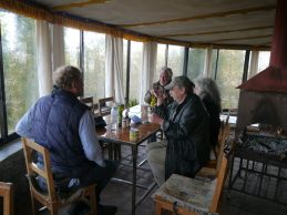 Breakfast in Nagarkot Farm House