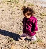 Mongolian Toddler