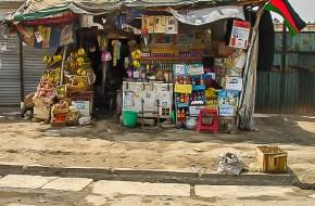 Kabul roadside stand