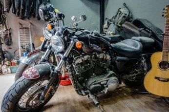 Smoking Joe's Motorcycle Shop