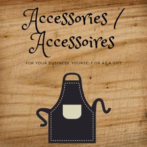 Accessories / Accessoires