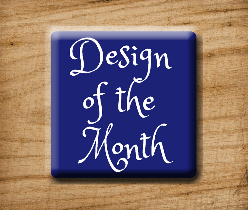 New Feature: Design of the Month
