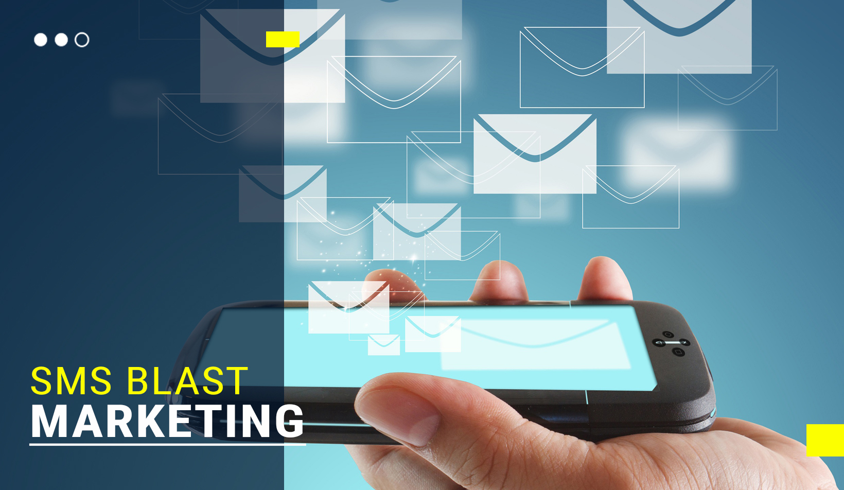 SMS Blast Marketing