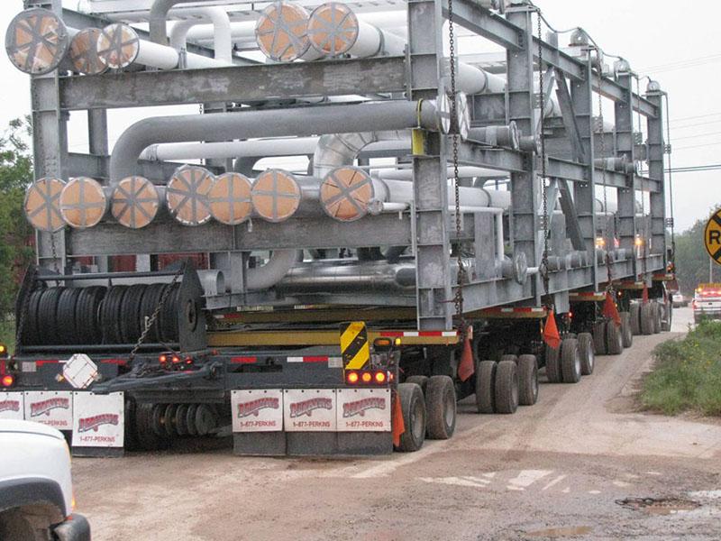 pipe rack modules triple r transportation
