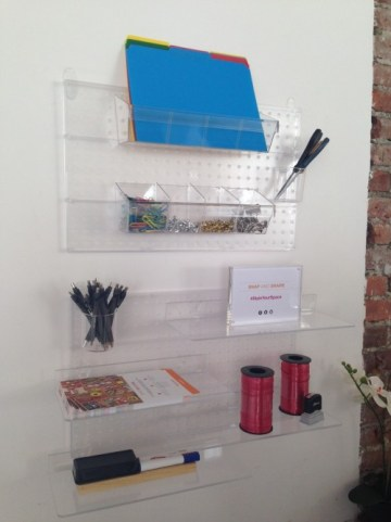 Real Simple Tips and Stapes products organizes your home office