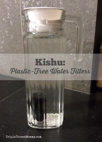 Kishu Charcoals: Plastic Free Water Filters
