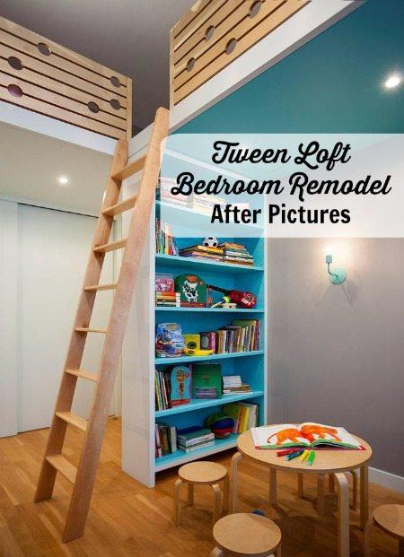 Tween Bedroom Remodel After Pics | TripleThreatMommy.com