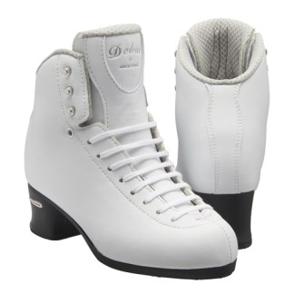 Display Jackson Ultima Debut Fusion Low Cut Figure Skating Boot