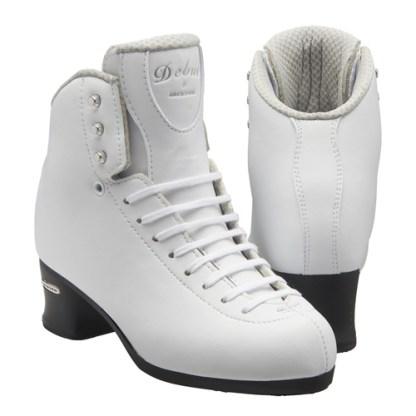 Display Jackson Ultima Debut Fusion Low Cut Figure Skating Boot