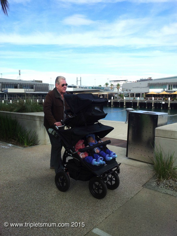 Best Strollers for Triplets