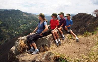 No more trekking (this is in Ella)