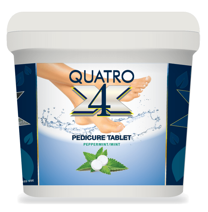 Triple XXX Quatro Pedicure Tablet