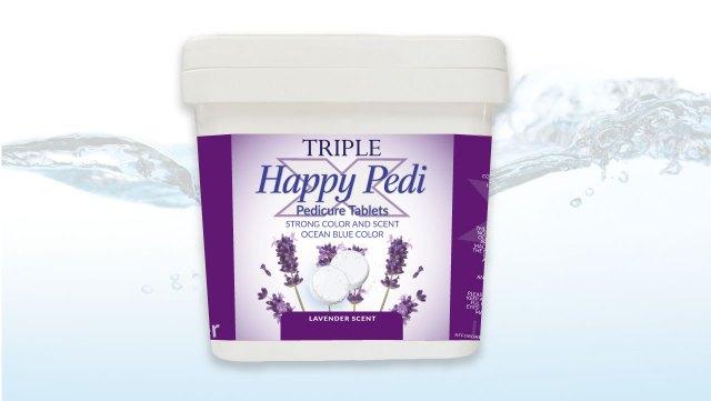 Triple XXX Brands Happy Pedi