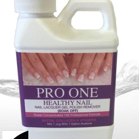 Pro-One Nail Polish Remover