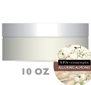Spa Concepts: Alluring Almond Shea Butter