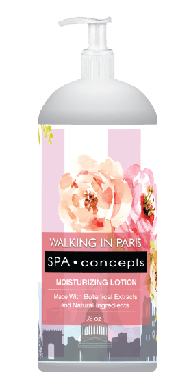 Spa Concepts: Walking in Paris Body Lotion