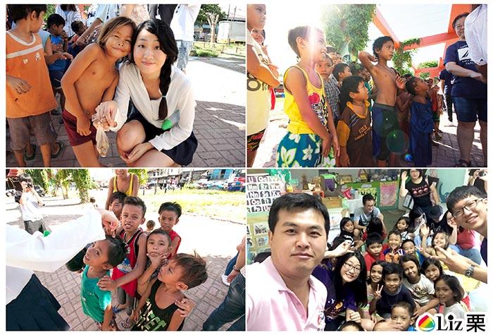海外志工服務,菲律賓志工,如何取得海外志工證書