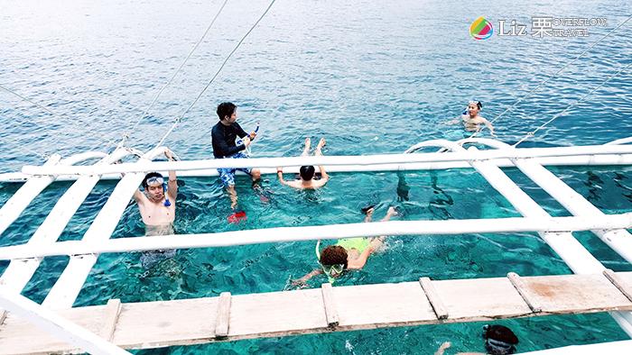宿霧遊學, 跳島潛水, 菲律賓潛水景象
