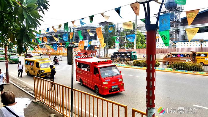 菲律賓在地的交通工具-Jeepney,吉普尼