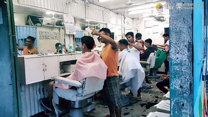 菲律賓的理頭店,剪頭髮,美髮店-宿霧,馬克坦島